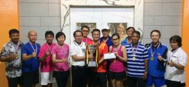 ผลการแข่งขัน  AC Team Tennis Indoor Championship  2017