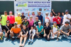 ผลการแข่งขัน TRUE ARENA HUA HIN SENIORS TENNIS 2018