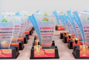 ผลการแข่งขัน OCEANIC ROUND ROBIN 2019