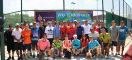 ผลการแข่งขัน WU TENNIS  2019