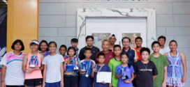 ผลการแข่งขัน AC JUNIOR CHAMPIONSHIP 2019 ครั้งที่ 2