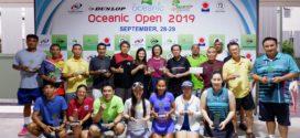 ผลการแข่งขัน OCEANIC OPEN 2019