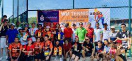 ผลการแข่งขัน TENNIS WU 2020