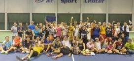 ผลการแข่งขัน AC TENNIS INDOOR OPEN 2020